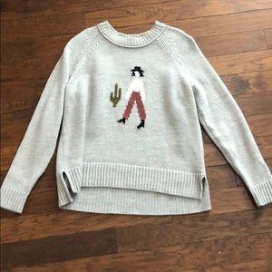 Madewell Cowboy Sweater